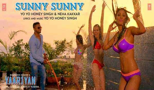 Yaariyan Sunny Sunny Hot Song Stills