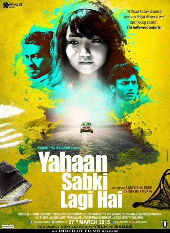 Yahaan Sabki Lagi Hai Poster