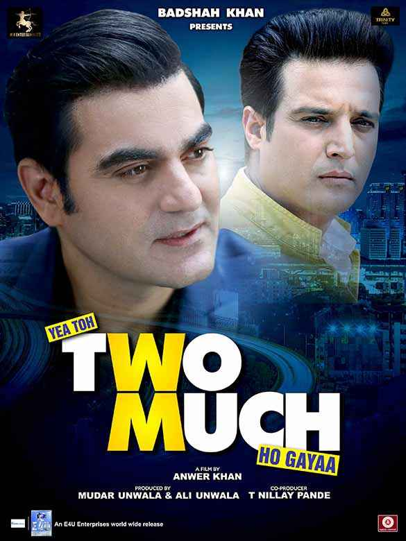 Yea Toh Two Much Ho Gayaa Poster