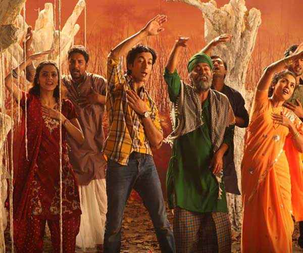 Yeh Hai Bakrapur Anshuman Jha Suruchi Aulakh With Dance Stills