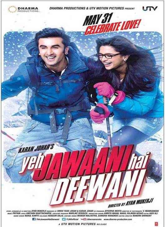 Yeh Jawaani Hai Deewani Pics Poster