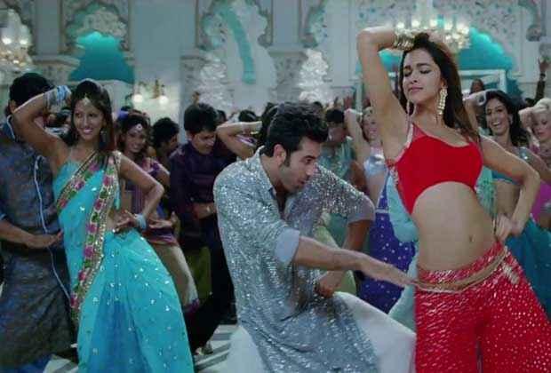 Yeh Jawaani Hai Deewani Hot Dance Scene Stills
