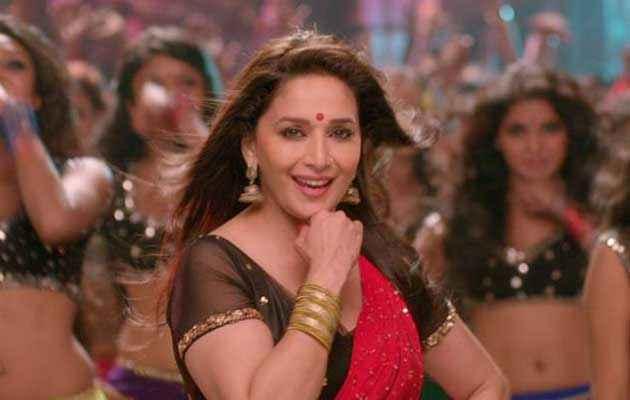 Yeh Jawaani Hai Deewani Madhuri Ghagra Item Song Stills