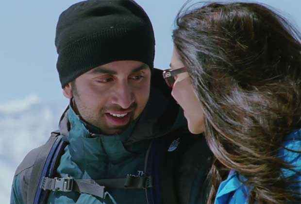 Yeh Jawaani Hai Deewani Ranbir Deepika Scene Stills