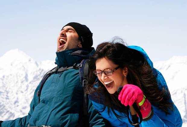 Yeh Jawaani Hai Deewani Ranbir Kapoor Deepika Padukone Stills