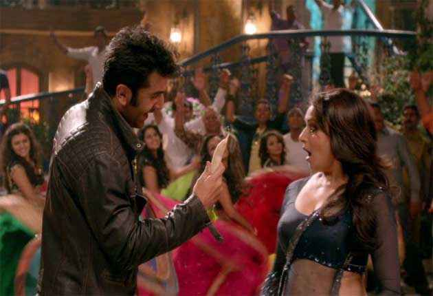 Yeh Jawaani Hai Deewani Ranbir Madhuri Item Song Stills