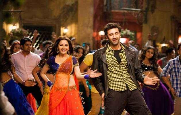 Yeh Jawaani Hai Deewani Ranbir Madhuri Song Stills