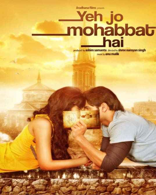 Yeh Jo Mohabbat Hai Images Poster