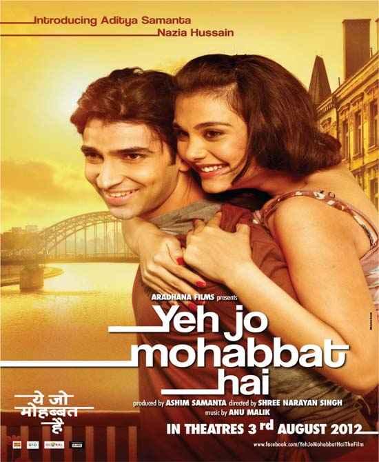 Yeh Jo Mohabbat Hai Photos Poster