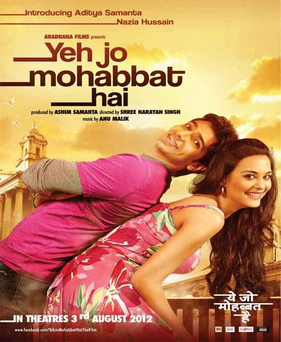 Yeh Jo Mohabbat Hai  Poster