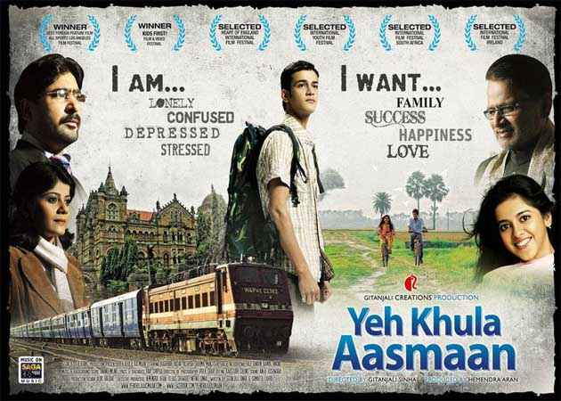 Yeh Khula Aasmaan Images Poster