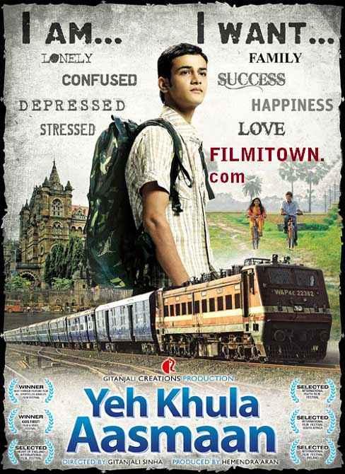 Yeh Khula Aasmaan Poster