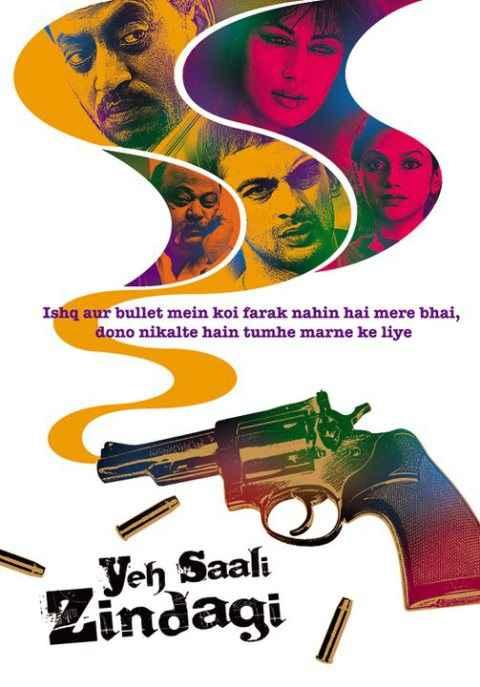 Yeh Saali Zindagi Pics Poster