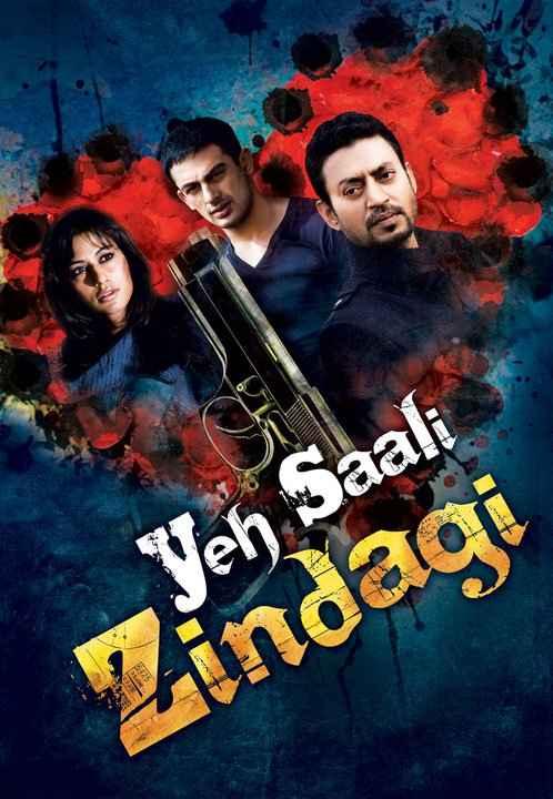 Yeh Saali Zindagi  Poster