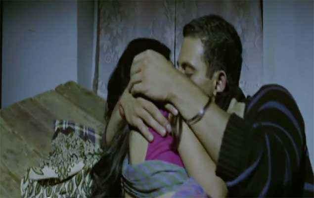 Yeh Saali Zindagi Arunoday Singh Aditi Rao Hydari Hot Bed Scene Stills