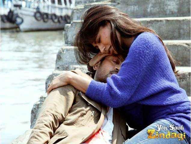 Yeh Saali Zindagi Chitrangada Singh Hug To Irrfan Khan Stills