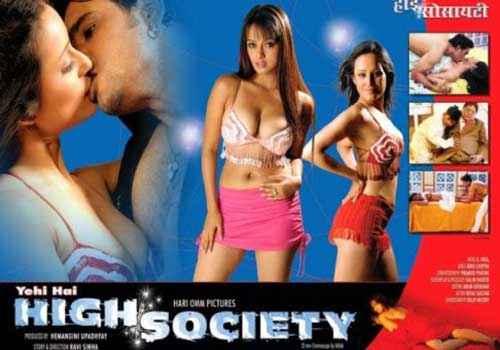 Yehi Hai High Society Hot Poster