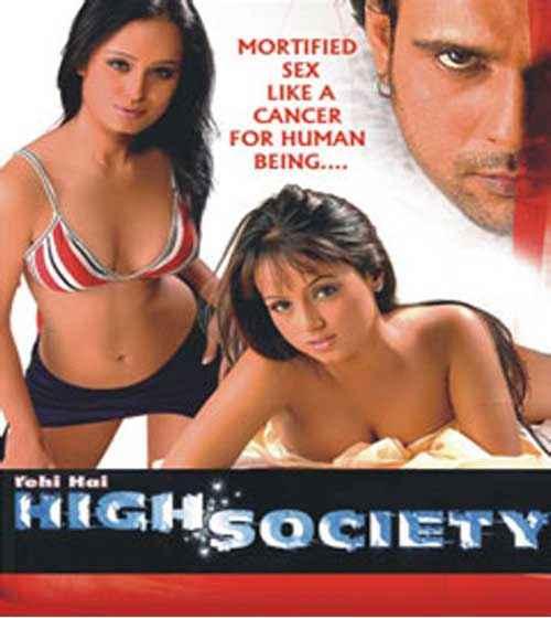 Yehi Hai High Society Poster