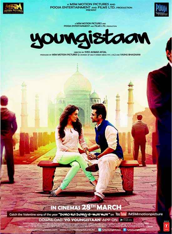 Youngistaan First Look Poster