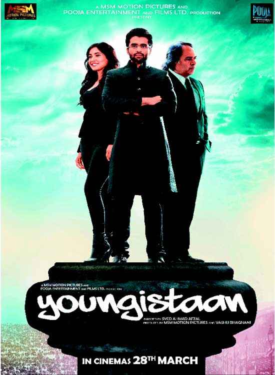 Youngistaan  Poster