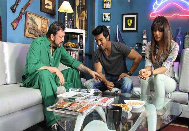 Zanjeer 2013 Ram Charan Teja, Priyanka Chopra, Sanjay Dutt Stills