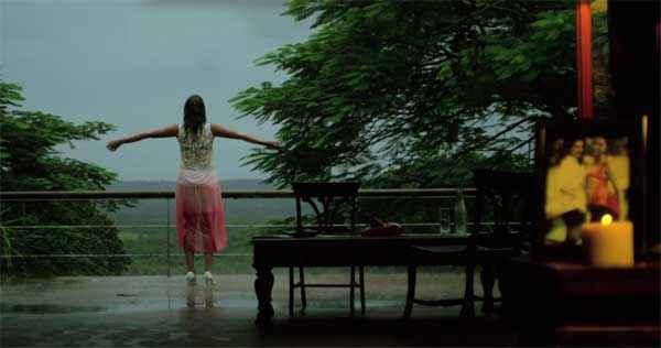 Zid Barbie Handa Enjoying In Rain Stills
