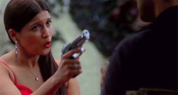 Zid Barbie Handa With Revolver Stills