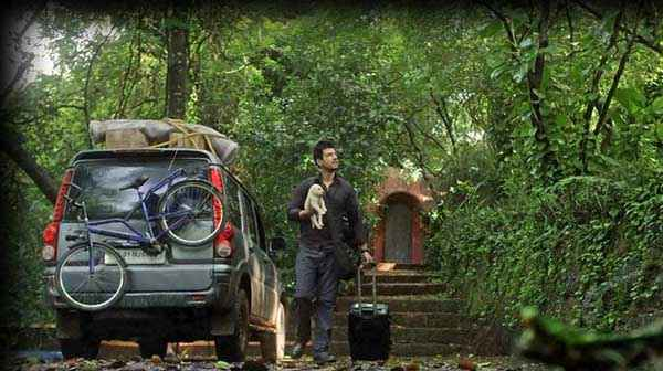 Zid Karanvir Sharma With Car Stills