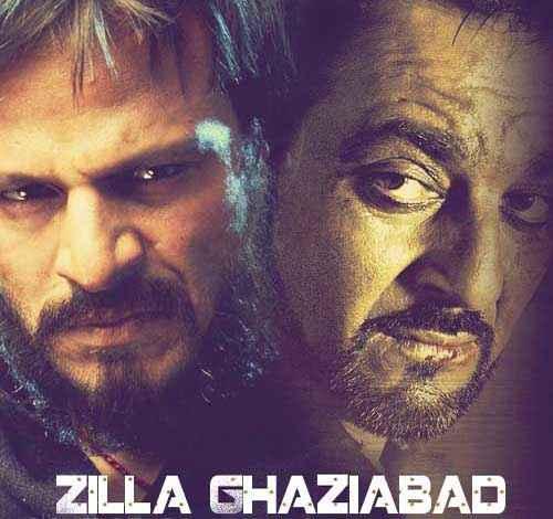 Zilla Ghaziabad Poster