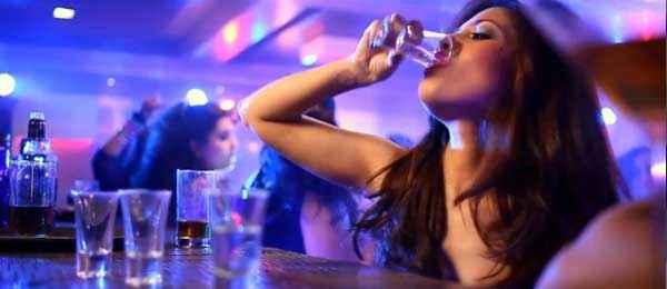 Zindagi 50 50 Riya Sen Drinking Stills