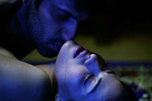 Zindagi 50 50 Romantic Hot Scene Stills