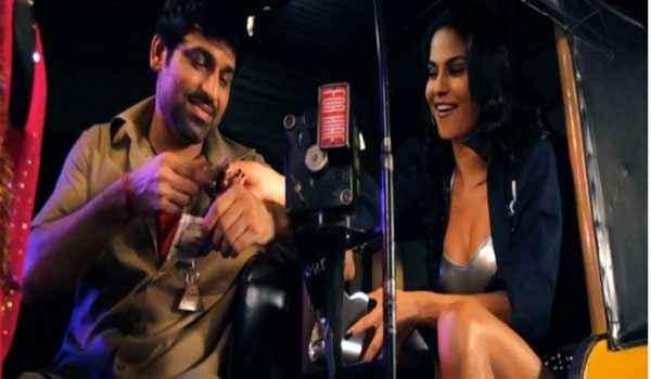 Zindagi 50 50 Veena Malik Pictures Stills