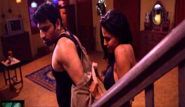 Zindagi 50 50 Veena Malik Rajan Verma Hot Photos Stills