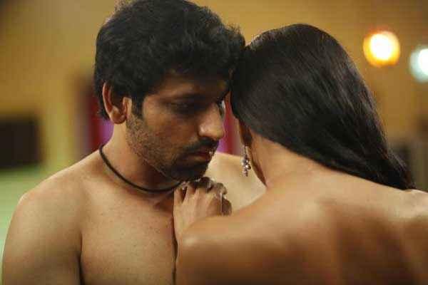 Zindagi 50 50 Veena Malik Rajan Verma Hot Scene Stills